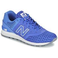 Shoes Férfi Rövid szárú edzőcipők New Balance MTL574 Kék