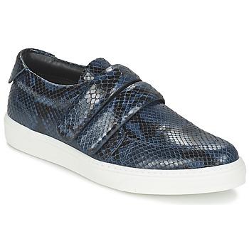 Cipők Női Rövid szárú edzőcipők Sonia Rykiel SPENDI Kék / Fekete