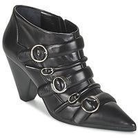Cipők Női Bokacsizmák Sonia Rykiel SOLOUMI Fekete