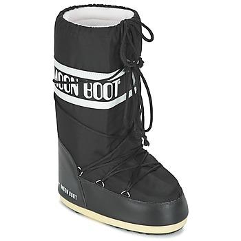 Cipők Hótaposók Moon Boot MOON BOOT NYLON Fekete