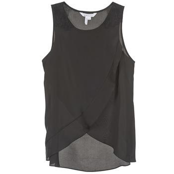 Ruhák Női Trikók / Ujjatlan pólók BCBGeneration 616725 Fekete