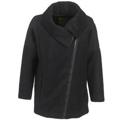 Ruhák Női Kabátok Bench SECURE Fekete