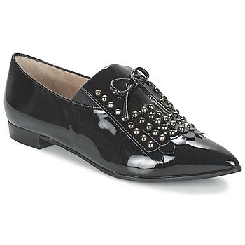 Cipők Női Oxford cipők Paco Gil PARKER Fekete