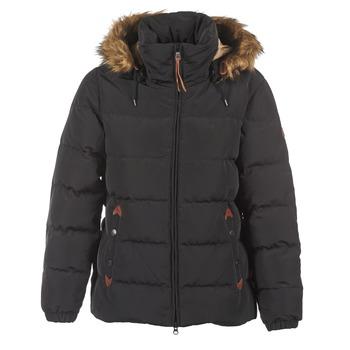 Ruhák Női Steppelt kabátok Aigle OLDHAVENY Fekete