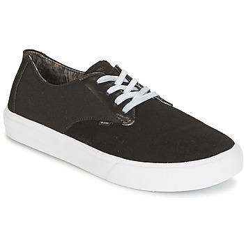 Cipők Férfi Rövid szárú edzőcipők Globe MOTLEY LYT Fekete