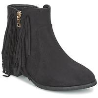 Cipők Női Csizmák Elue par nous VOPFOIN Fekete