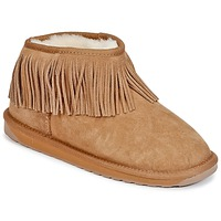 Cipők Női Csizmák EMU WATERFALL Gesztenye