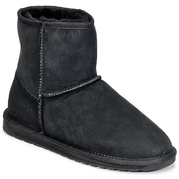Cipők Női Csizmák EMU STINGER MINI Fekete