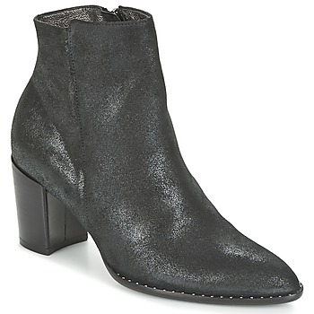 Cipők Női Bokacsizmák France Mode OLFY Fekete