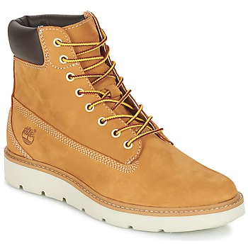 Cipők Női Csizmák Timberland KENNISTON 6IN LACE UP Búza