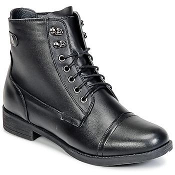 Cipők Női Csizmák Wildflower BOMBAY Fekete