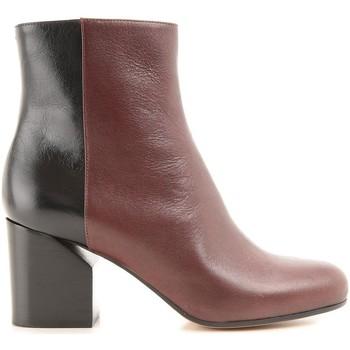 Cipők Női Bokacsizmák Maison Margiela S38WU0284 SX9273 962 Marrone medio