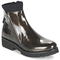 Cipők Női Csizmák Regard REJABI Bronz / Lakkozott