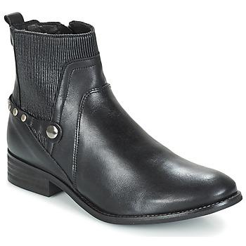 Cipők Női Csizmák Regard ROSARA Fekete