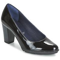Cipők Női Félcipők Dorking RUBI Fekete