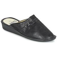 Shoes Női Mamuszok DIM CLUBA Fekete