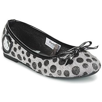 Shoes Lány Balerina cipők / babák Hello Kitty BULIA SS E Szürke