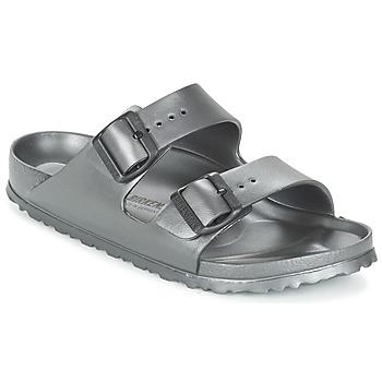 Cipők Női Papucsok Birkenstock ARIZONA-EVA Szürke