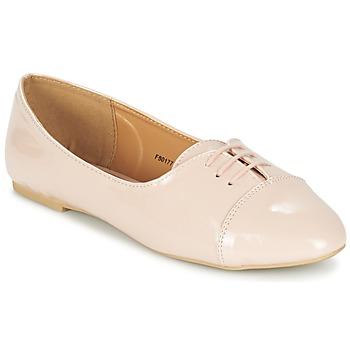 Cipők Női Balerina cipők / babák Spot on ASKINA Rózsaszín