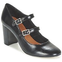 Cipők Női Félcipők Jonak ANTIOCH Fekete