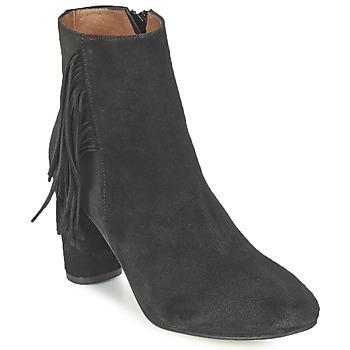 Shoes Női Bokacsizmák Jonak DARDA Fekete