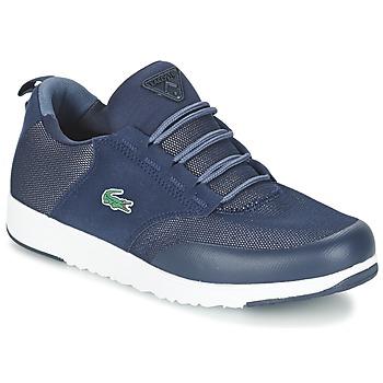Cipők Női Rövid szárú edzőcipők Lacoste L.ight R 316 1 Kék