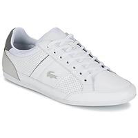 Cipők Férfi Rövid szárú edzőcipők Lacoste CHAYMON 316 1 Fehér / Szürke