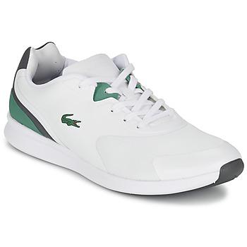 Shoes Férfi Rövid szárú edzőcipők Lacoste LTR.01 316 1 Fehér / Zöld