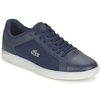 Cipők Férfi Rövid szárú edzőcipők Lacoste ENDLINER 416 1 Kék