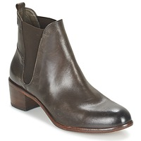 Cipők Női Bokacsizmák Hudson COMPUND CALF Barna