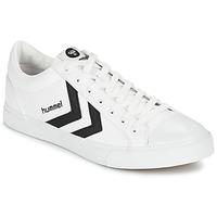 Cipők Rövid szárú edzőcipők Hummel DEUCE COURT SPORT Fehér