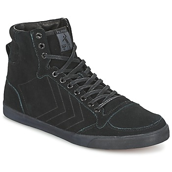 Shoes Magas szárú edzőcipők Hummel TEN STAR TONAL HIGH Fekete