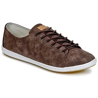 Shoes Férfi Rövid szárú edzőcipők Lafeyt BRAUWG PU Barna