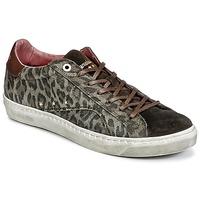 Cipők Női Rövid szárú edzőcipők Pantofola d'Oro GIANNA 2.0 FANCY LOW Leopárd