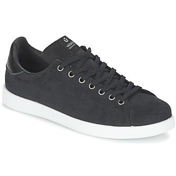 Cipők Férfi Rövid szárú edzőcipők Victoria DEPORTIVO ANTELINA H Fekete