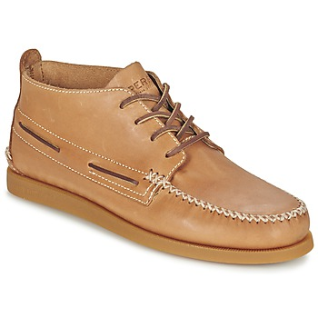 Cipők Férfi Csizmák Sperry Top-Sider A/O WEDGE CHUKKA LEATHER Bézs