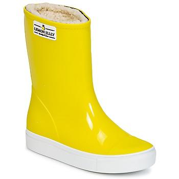 Shoes Lány Gumicsizmák Lemon Jelly FAIRY Citromsárga