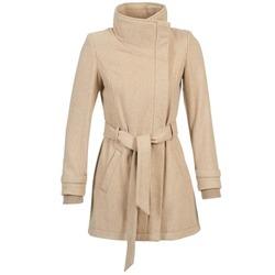 Ruhák Női Kabátok S.Oliver HAPYALE Bézs