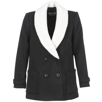 Ruhák Női Kabátok Teddy Smith MARTA Fekete