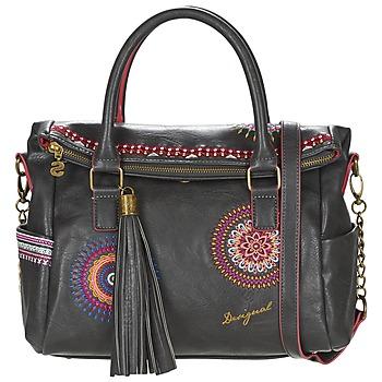 Bags Női Kézitáskák Desigual LIBERTY  GRETA Fekete  / Sokszínű