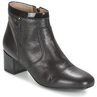 Cipők Női Bokacsizmák Stonefly LORY 12 Fekete