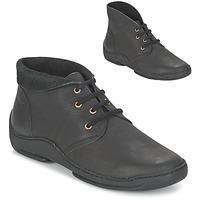 Cipők Női Csizmák Arcus MOKALA Fekete