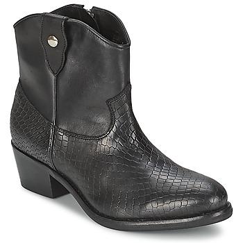 Cipők Női Csizmák Koah ESTELLE BIS Fekete