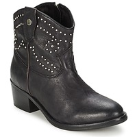 Cipők Női Csizmák Koah ELISSA Fekete
