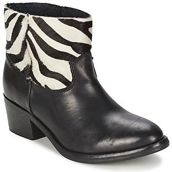 Cipők Női Csizmák Koah ELEANOR Fekete