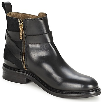 Shoes Női Csizmák Koah LINSY Fekete / Fekete