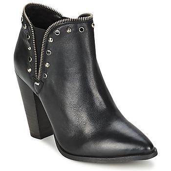 Cipők Női Bokacsizmák Koah YETTA Fekete