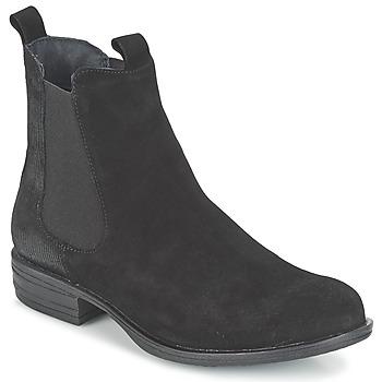 Cipők Női Csizmák Casual Attitude FENDA Fekete
