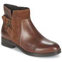 Shoes Női Csizmák Casual Attitude FERDAWA Teve