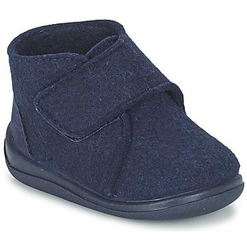 Shoes Gyerek Mamuszok Citrouille et Compagnie FELINDRA Kék